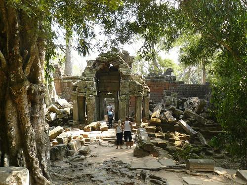 Cambodge - Angkor #77
