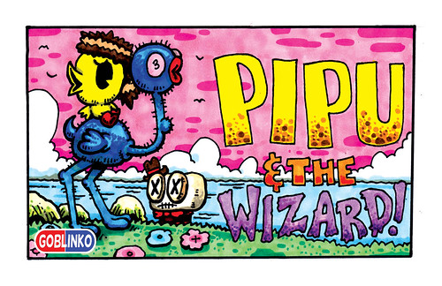 pipu wizard cover
