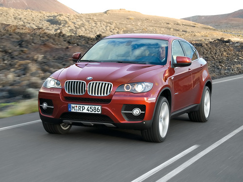 Bmw X6 - 6SpeedOnline - Porsche Forum and Luxury Car Resource