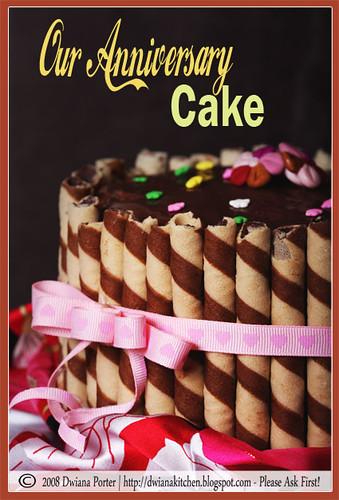 Layer cake (lapis surabaya)
