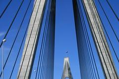 Anzac Bridge (Val in Sydney) Tags: bridge canon sydney australia nsw anzac australie