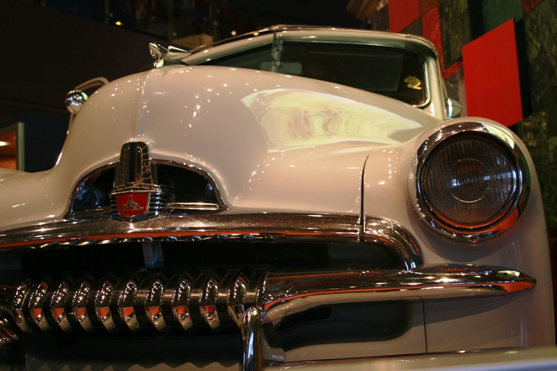 FJ Holden at the National Museum of Australia