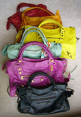 Balenciaga Collection (Samantha.Doll) Tags: leather collection bags handbags tassels balenciaga