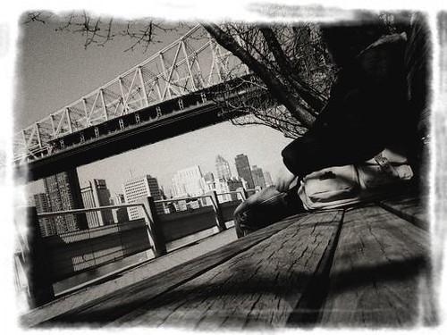 你拍攝的 NY。
