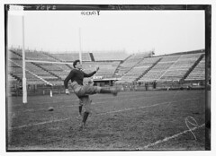 [Otis Love Guernsey, football player and
