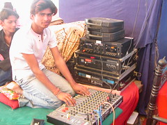 logistics   Sound system engineer