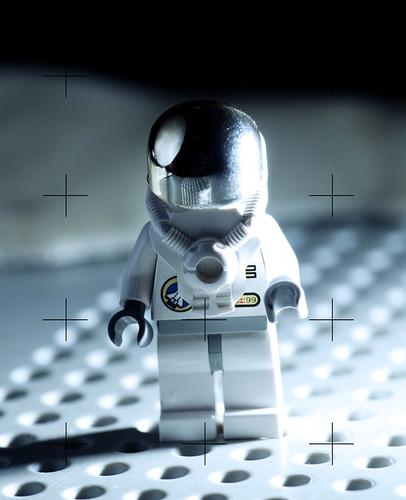 Lego Buzz Aldrin