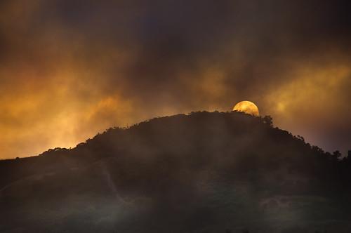 Wildcat Peak Sunset