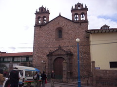 Cusco: Santa Teresa (Grabby Walls) Tags: travel peru church cuzco america cusco south iglesia per chiesa viaggi santateresa viaggio sud viaggiare qosqo peruvianimages grabbywalls