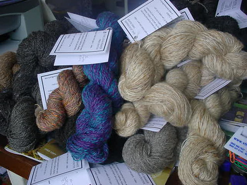 New yarns at Greenberry House!