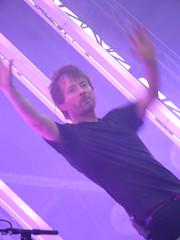 Radiohead - Malahide Castle, Dublin 6.6.2008 (streetspirit73) Tags: ireland dublin castle concert tour live eire panasonic thom rainbows radiohead 2008 yorke malahide tz1