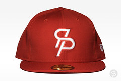 Rock Paper Scissors New Era - Red/White
