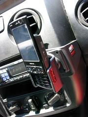 Nokia N95 8GB with ProClip