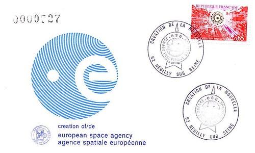 14 juin 1962 -- Création à Paris de l'Agence spatiale européenne (ESA). 2577548896_ef6af8c58d