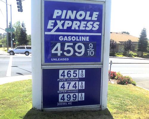 Gas Price 4.59