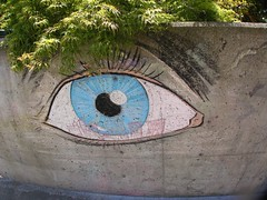Lance's Eye on the Wall