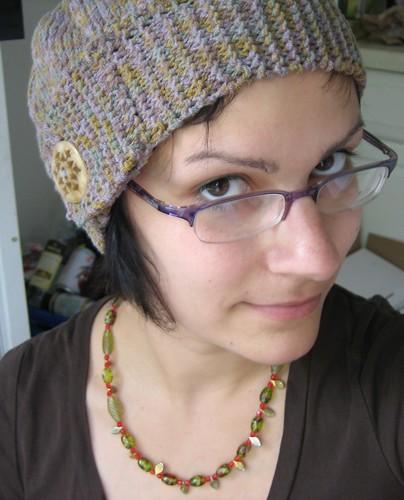 080621. trudy's hat.