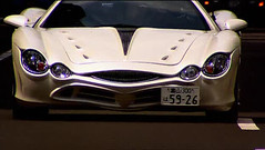Top Gear Season 11 Preview: Mad concept/Mitsuoka Orochi (halfbyteproductions) Tags: car japan bbc concept preview