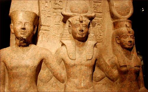2008_0610_143204AA Egyptian Museum, Turin por Hans Ollermann.