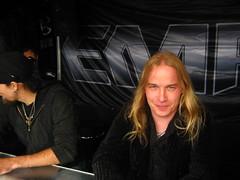 Nightwish, Kaisaniemi 26.6.2008 010 (heilun) Tags: nightwish emppuvuorinen