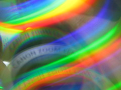 Color My World Canon (mang M) Tags: color macro reflection catchycolors colorful canonpowershot rainbowcolors a570 canona570is powershota570is