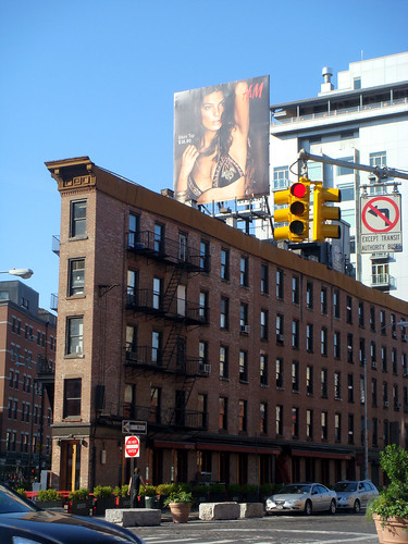 meatpacking billboard