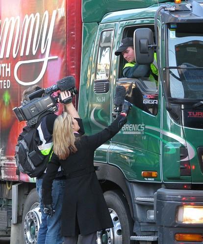 SarahTV&trucks