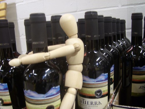 IKEA vino