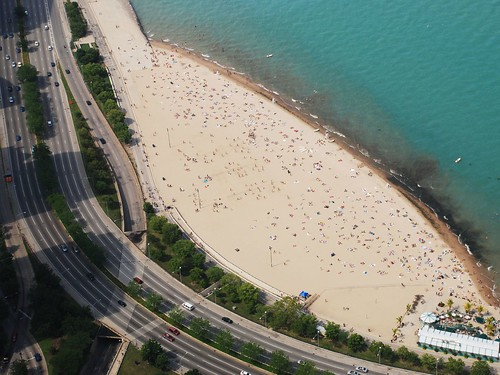 Oak Street Beach and LSD