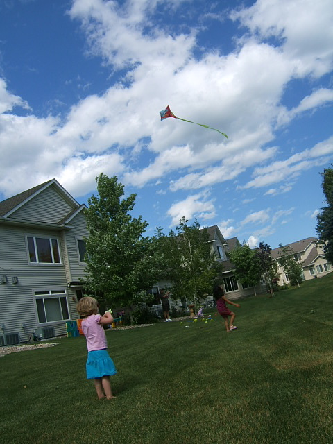 Flying Kites! - 11