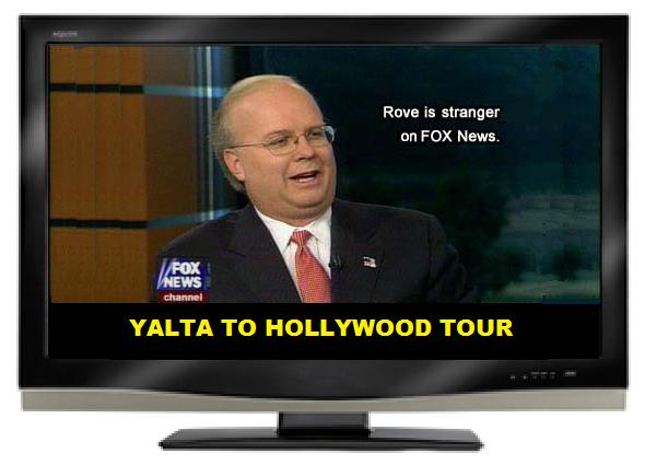 Rove in Hollywood?
