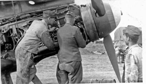 Bf109 III-JG52 (iv)