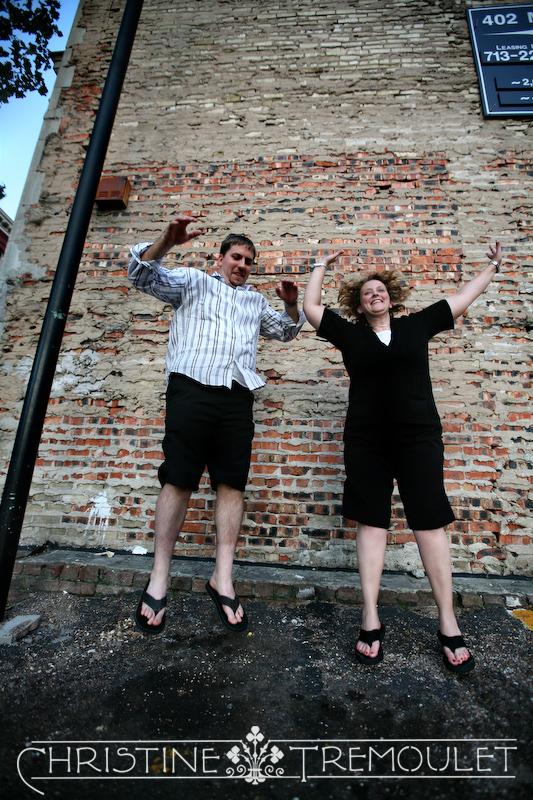 Kelly & Ian - Leap of Faith