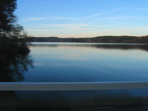 The Tomhannock Reservoir
