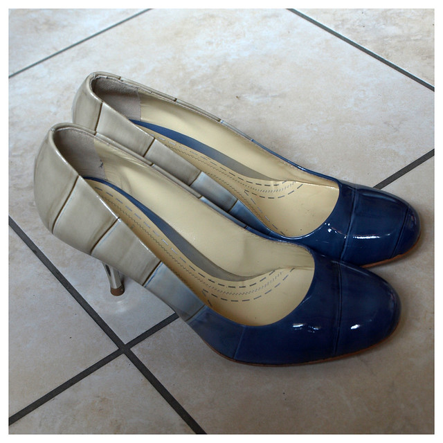 blue leather shopping beige shoes loot heels sales baldinini
