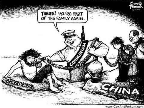 台灣我的故鄉,不要成為第二個西藏
