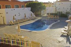 Small pool #1 (michaelgrohe) Tags: ocean vacation costa holiday pool island hotel kanaren canarias atlantic tenerife teneriffa riu vulkan inseln adeje
