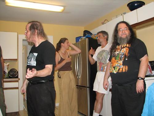 NYRSF party