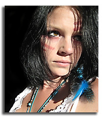 turquoise dreams (*Kristene) Tags: two portrait sunlight art me face self beads shadows time year feathers makeup just 365 sharpen americanindian kristene ethnicities gtwl