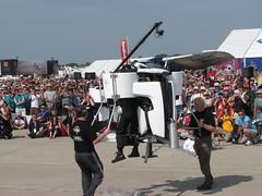Martin Jetpack EAA Airventure 2008 Oshkosh