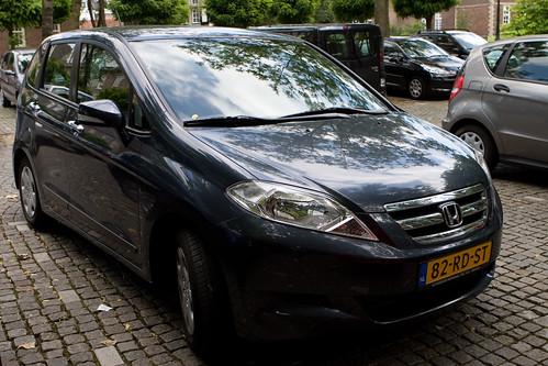 Honda FR-V: Simplicidad, funcionalidad y diseño de calidad
