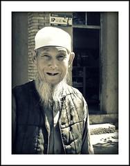 Old Sala man