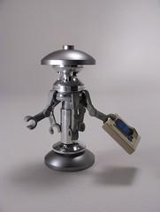 FX-7 (Ble Star) Tags: silver star lego 7 medical wars fx droid fx7