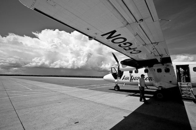 Air Labrador Flight, Goose Bay