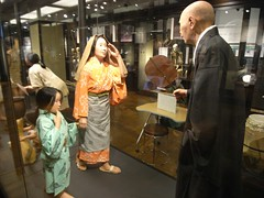 Tokyo 2008 - 國立科學博物館 - 日本館 (5)