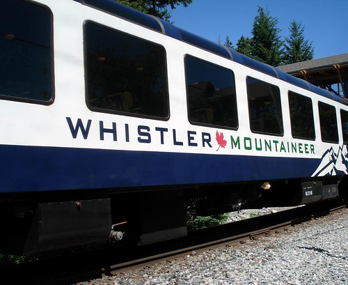 Whistler Mountaineer by mag3737, on Flickr
