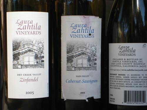 Laura Zahtila Bottles
