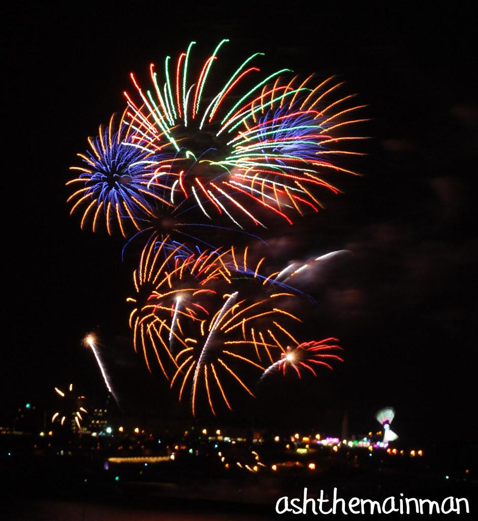 The British Fireworks Championship