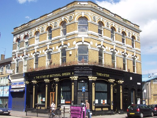 Star of Bethnal Green, Bethnal Green, E2
