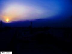 As Dawn Breaks at Karachi (Anas Ahmad) Tags: pakistan art colors point interesting all shot  north digitalart creative olympus rights ahmad karachi ahmed reserved anas allrightsreserved olympusfe100 northkarachi aplusphoto anasahmad anasahmadphotography